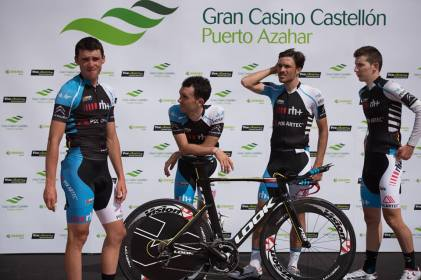Fundacion Contador post TTT in Castellon