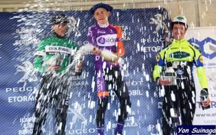 Gorla podium
