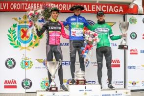Valencia podium
