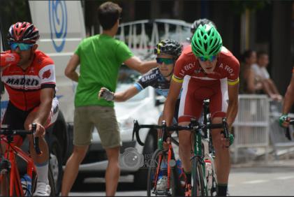 Arturo Gravalos - Team La Rioja