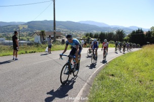 Following the breaks in Mungia