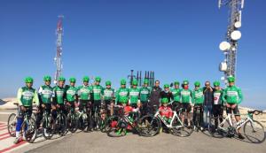 Caja Rural team camp Jan 2016